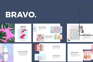 BRAVO Powerpoint