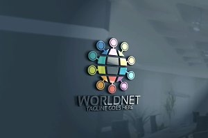 Worldnet Logo
