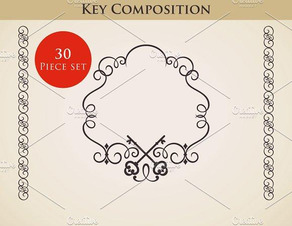 Key Composition
