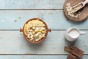 Porridge realfood handmade