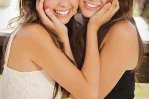 Attractive Mixed Race Girlfriends Sm