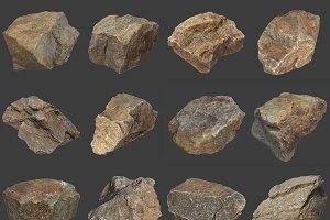 Stones Pack Volume 4