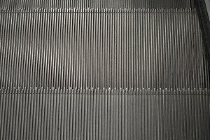 elevator steel steps