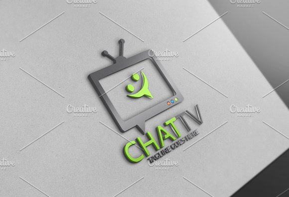 Chat Tv Logo