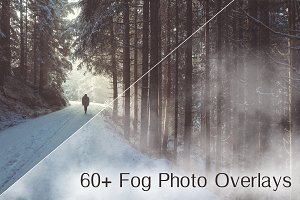 60+ Fog Photo Overlays