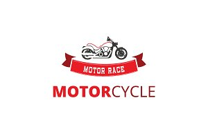 Motor Cycle Logo