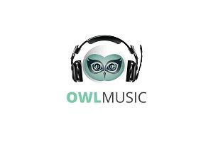 Owl Music Logo