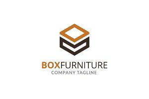 Box Furniture Logo