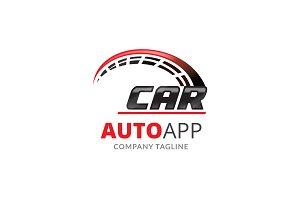 Auto App Logo