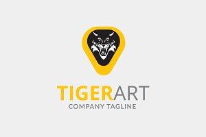 Tiger Art Logo