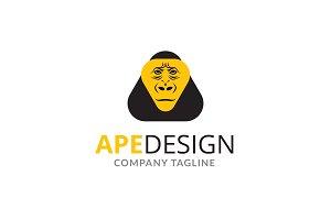 Ape Design Logo