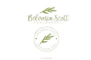 Belvaria Scott Premade Logo
