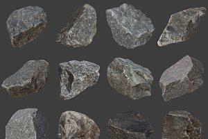Stones Pack Volume 6