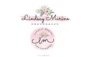 Lindsay Marine Premade Logo