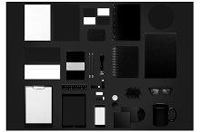 Corporate Identity Design Mockup