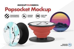 Popsocket Mockup