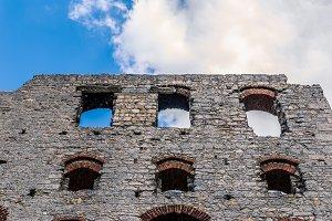 Castle ruins 3