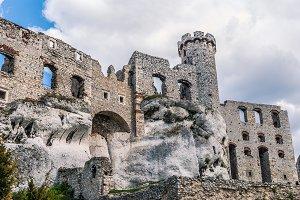 Castle ruins 4