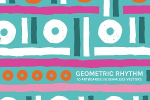 Geometric Rhythm | Boards + Patterns