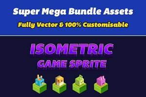 Isometric Mega Game Bundle