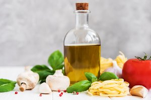 Italian food ingredients