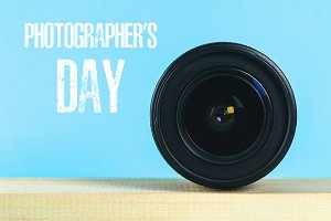 The concept of the photographer's da