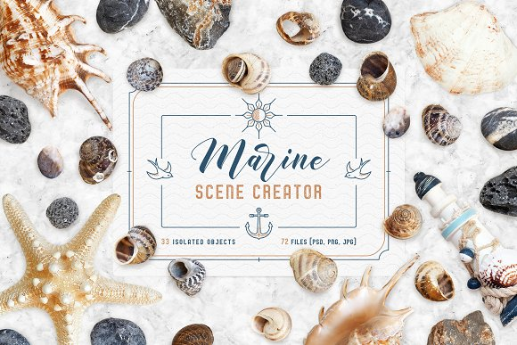 Marine Scene Creator