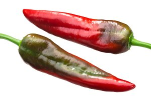 Numex Espanola Improved chiles
