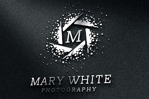 Modern Photographer Logo