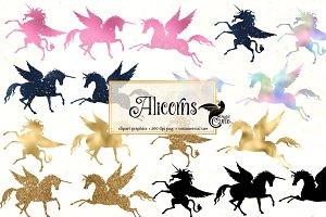 Alicorn Clip Art