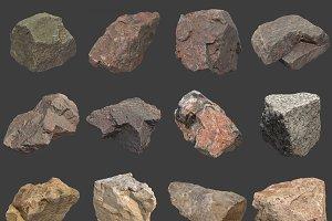 Stones Pack Volume 7