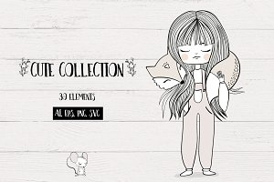 Cute collection