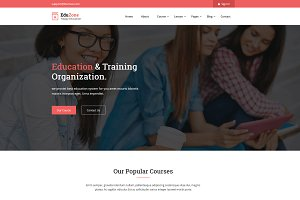 Eduzone - Educational HTML Template