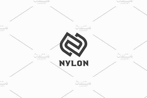 letter n logo design logo templates creative market