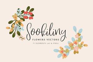 Sookiliny Floral Set