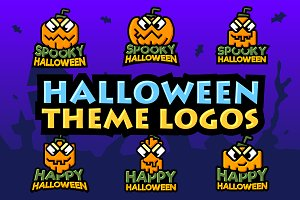 Halloween Mix and Match Logos