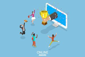 Online award