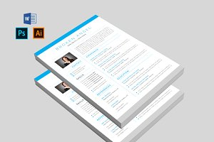 Features of Resume Template