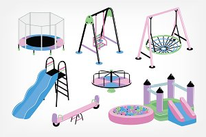 Сhildren playground