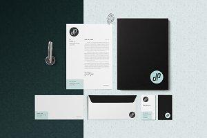 DP Elegant Corporate Identity Pack