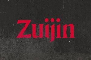 Zuijin - 3 weights
