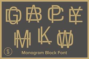 Monogram Block