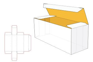Tuck Retail Box
