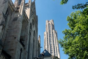Cathedral of Learning and Heinz