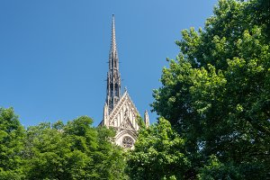 Heinz Chapel building at the