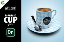 Espresso CUP mock-up