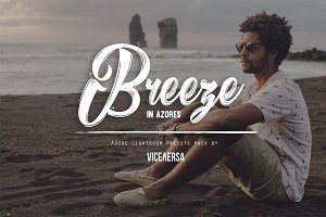 Breeze in Azores - Lightroom Presets
