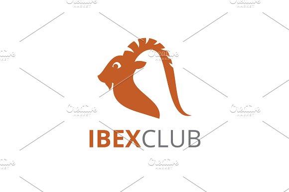 Ibex Club Logo