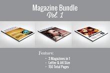 Magazine Template Bundle