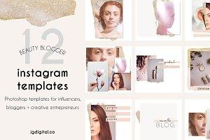 Beauty Blogger Instagram Bundle